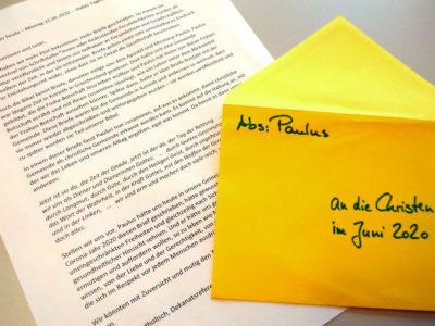 Gedanken für heute – Briefpost
