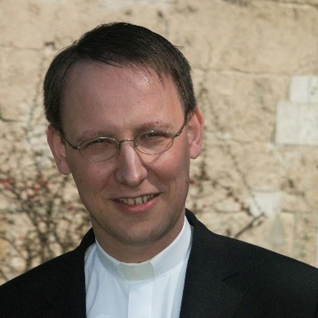 Pfarrer Markus Engert Matzenbach Unterdeufstetten Grossenhub Marktlustnau
