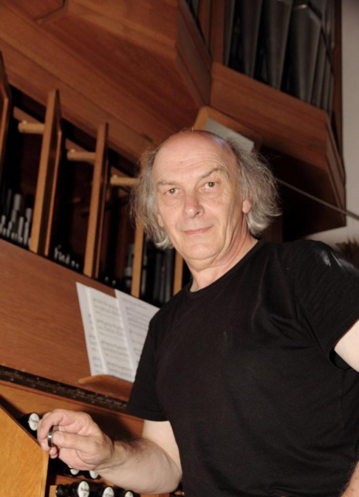 Eberhard Schulz Kirchenmusikdirektor Schwäbisch Hall katholisch