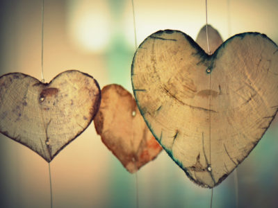 Valentinstag feiern