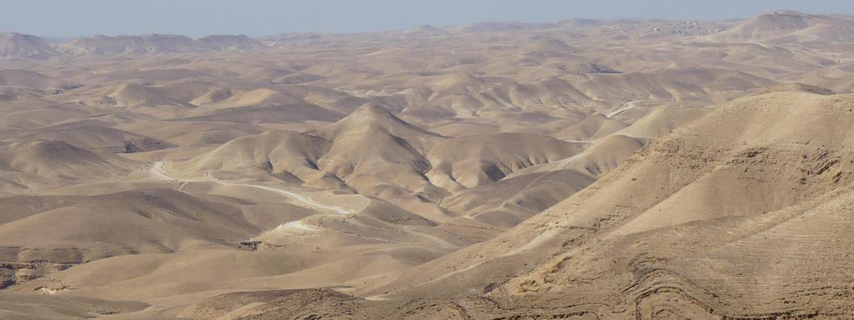 Versuchung in der Wüste
